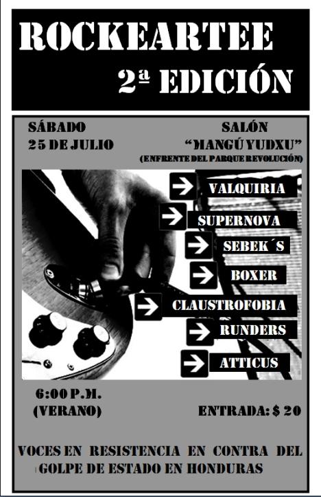 cartel dos rock
