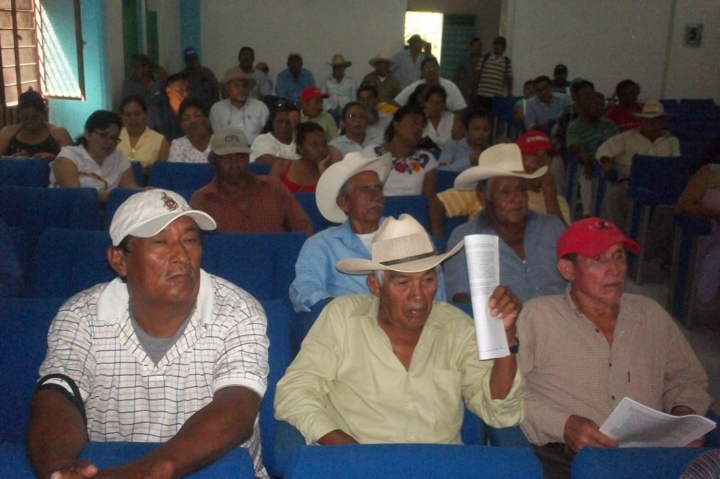 Juez dicta suspensión de trabajos de CFE en Ixtepec (1)