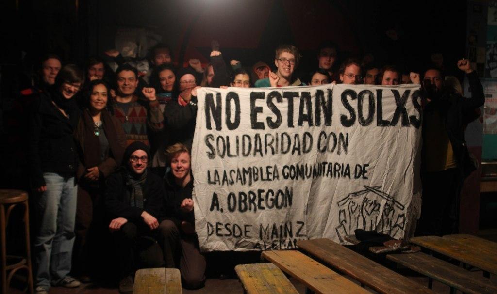 solidaridad desde alemania