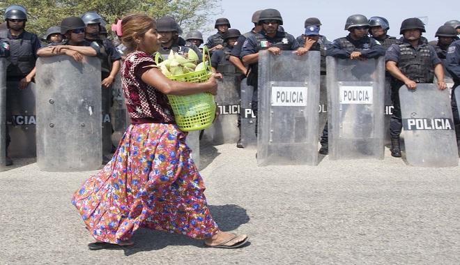 Oaxaca: impiden electrificación